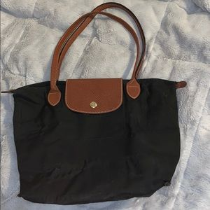 small longchamp le pliage bag